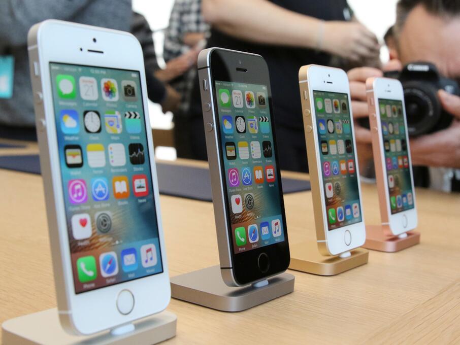 Das Apple iPhone SE 32 GB – starke Leistung in handlich-kompakter Größe