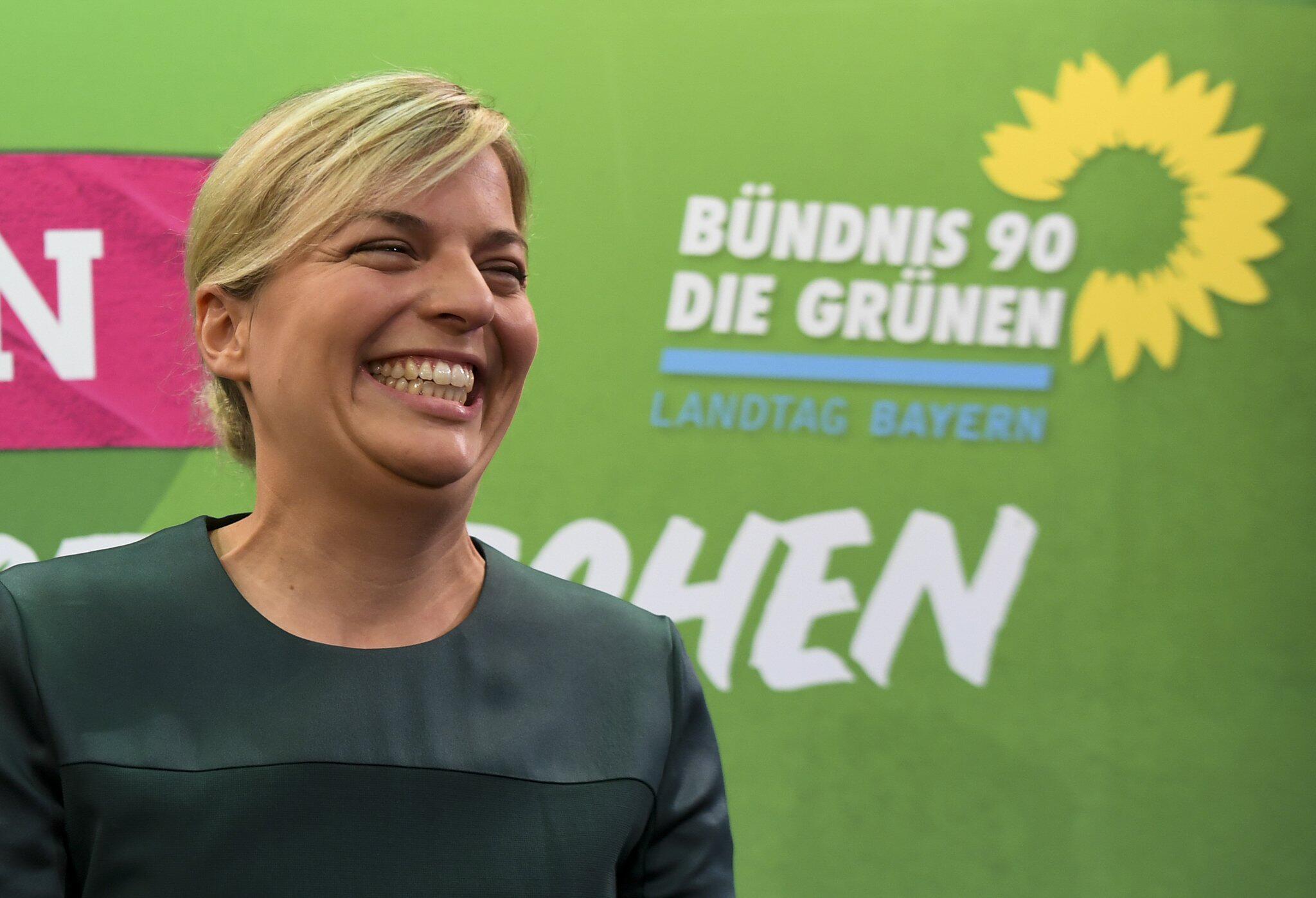 Bild zu Bavarian state parliament elections - Greens