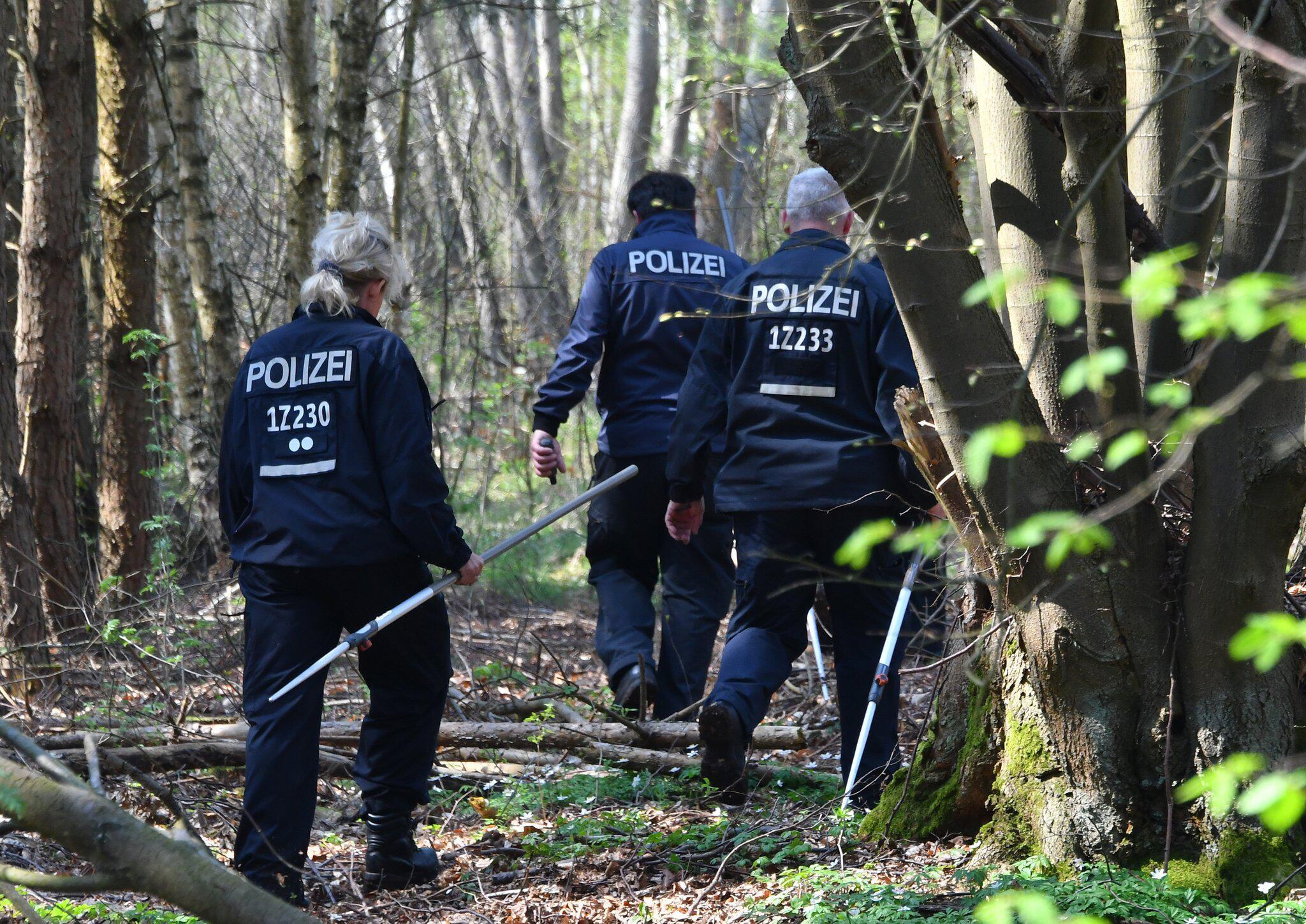 Bild zu Vermisste Georgine Krüger - Polizei fasst Verdächtigen