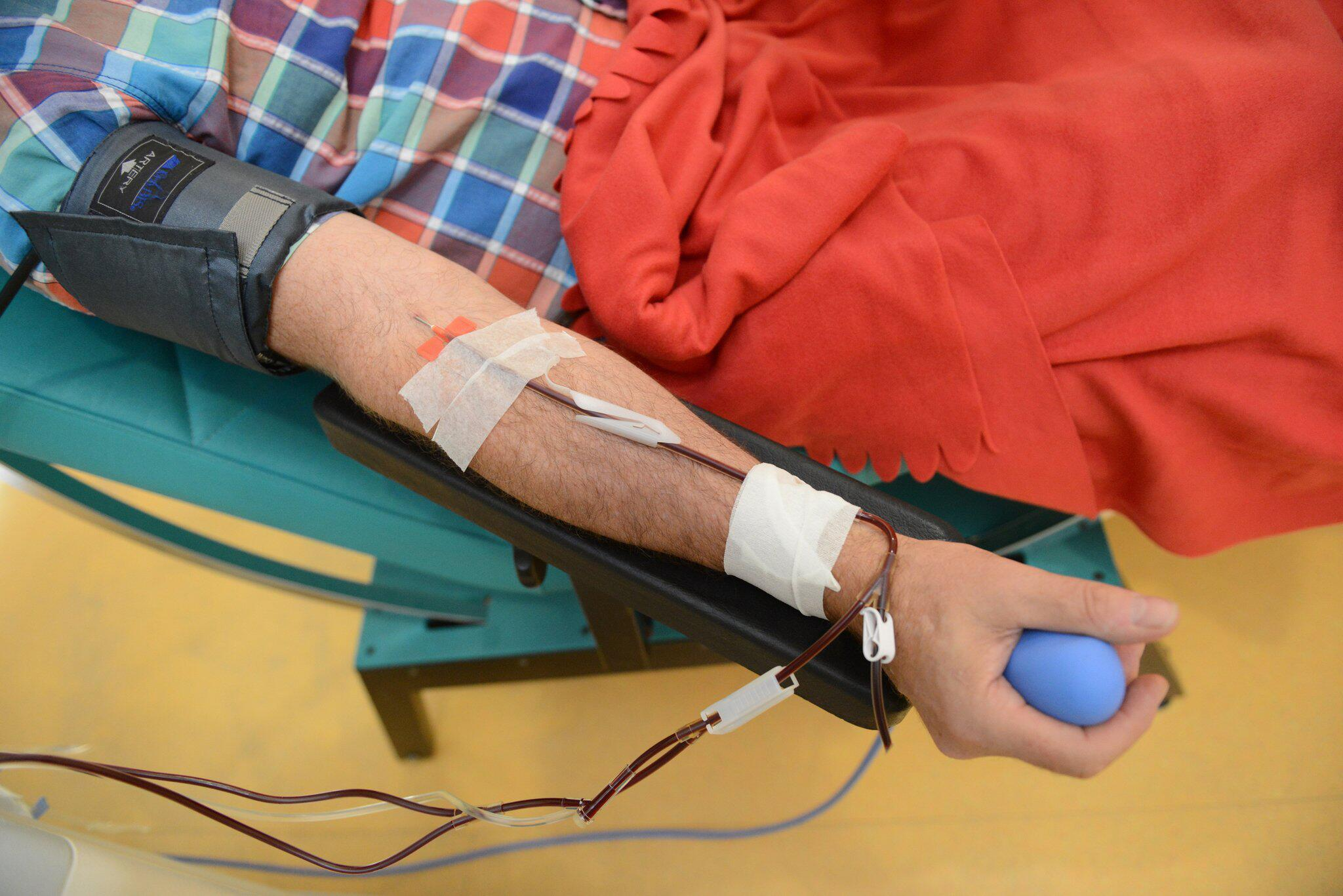 Bild zu Ein halber Liter Leben:Wissenswertes rund um die Blutspende