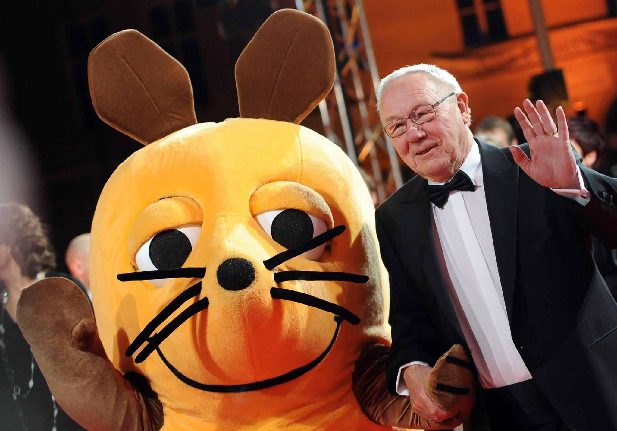 Bild zu Die Stimme von der Maus: Armin Maiwald wird 80