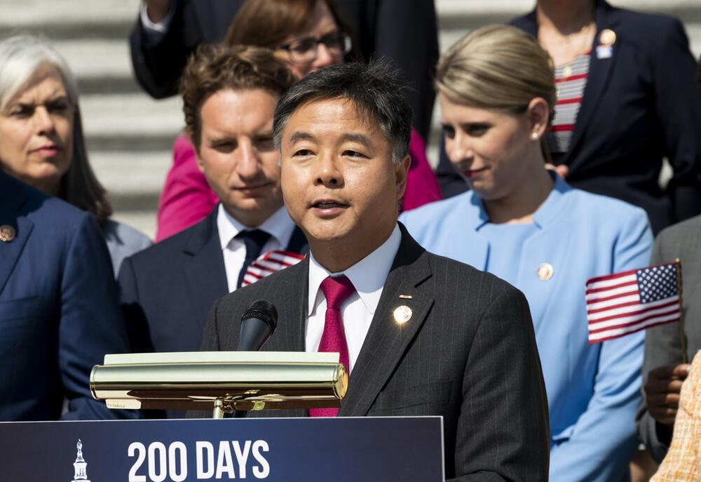 Lieu: Impeachment-Resolution kann Montag eingebracht werden