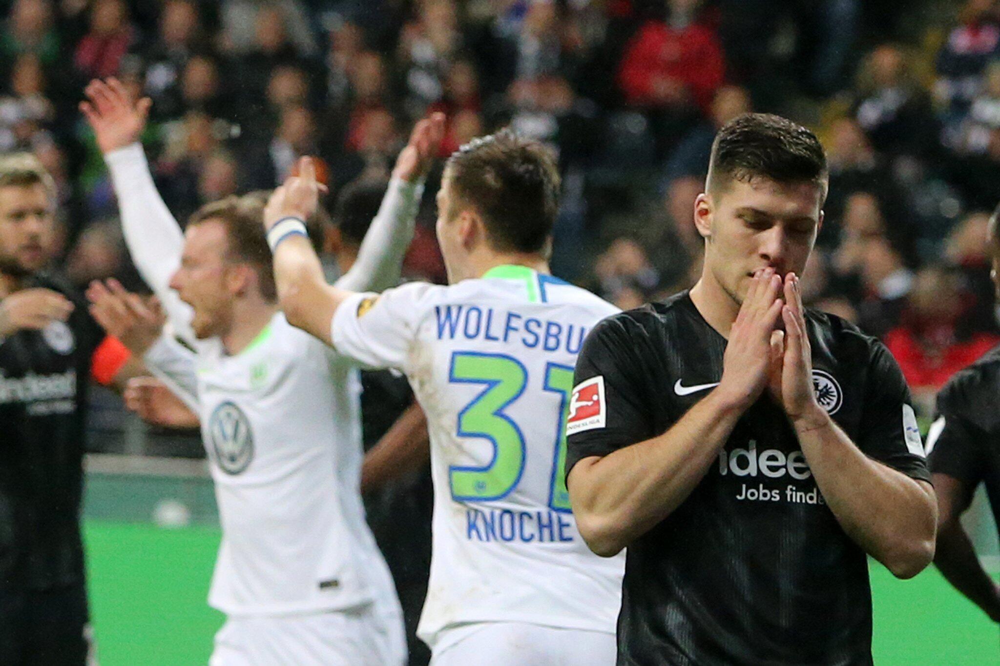 Bild zu Eintracht Frankfurt - VfL Wolfsburg