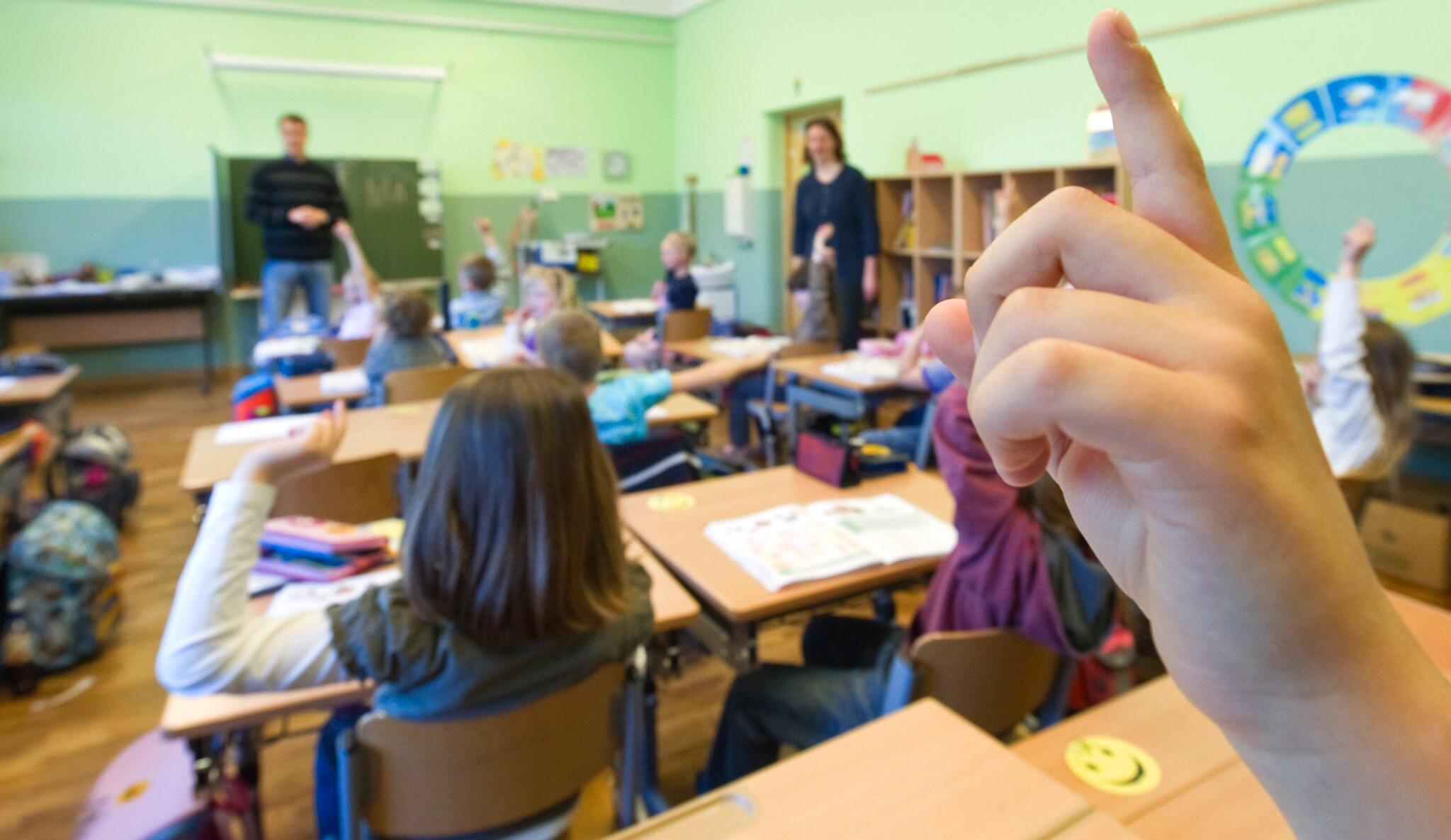 Bild zu Studie: 2025 fehlen mehr als 26 000 Grundschullehrer