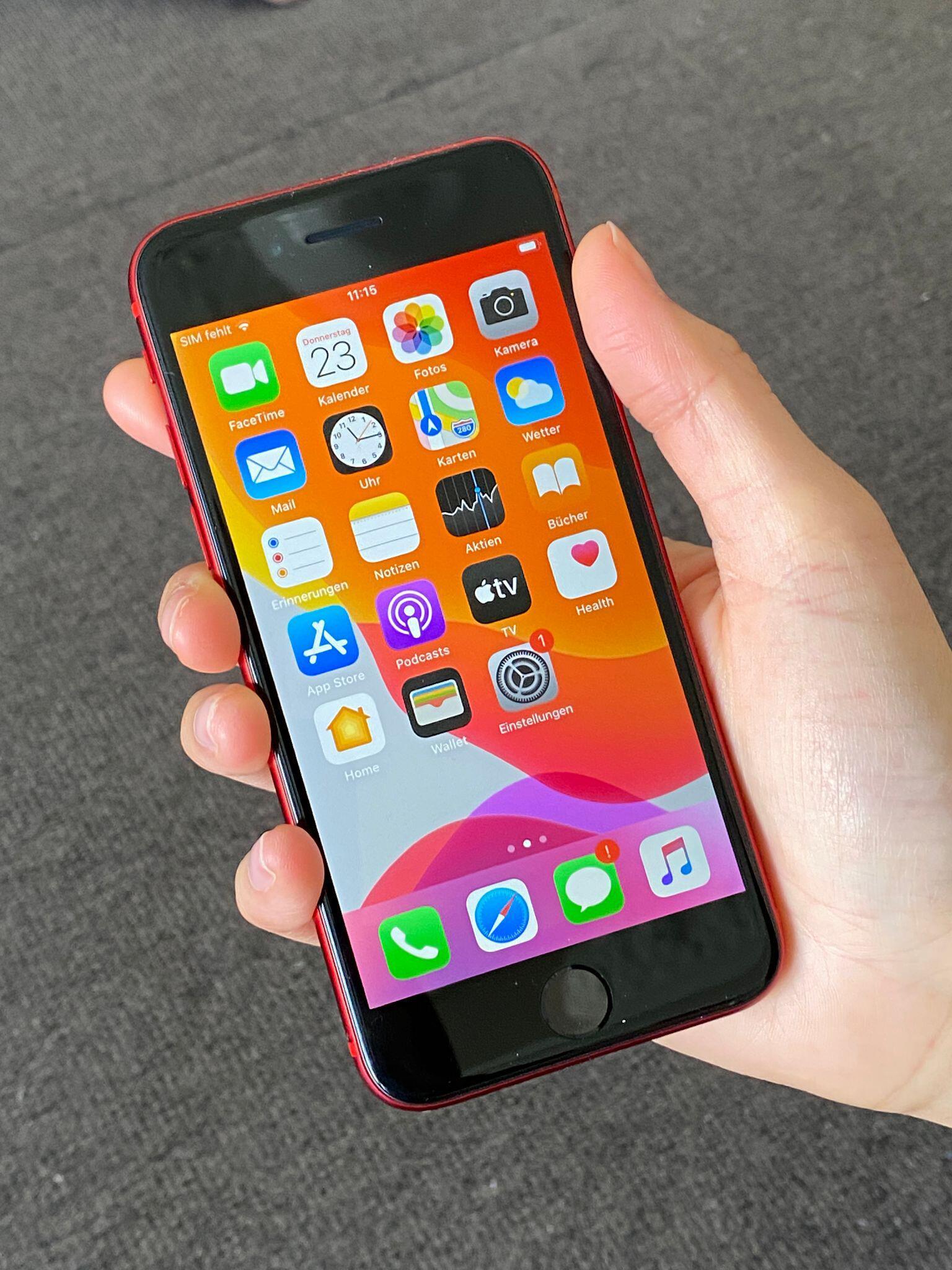 Bild zu Ein Apfel für alle: Das neue iPhone SE im Praxistest