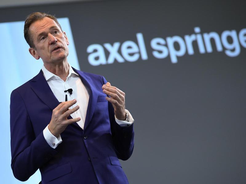 Bild zu Axel Springer SE