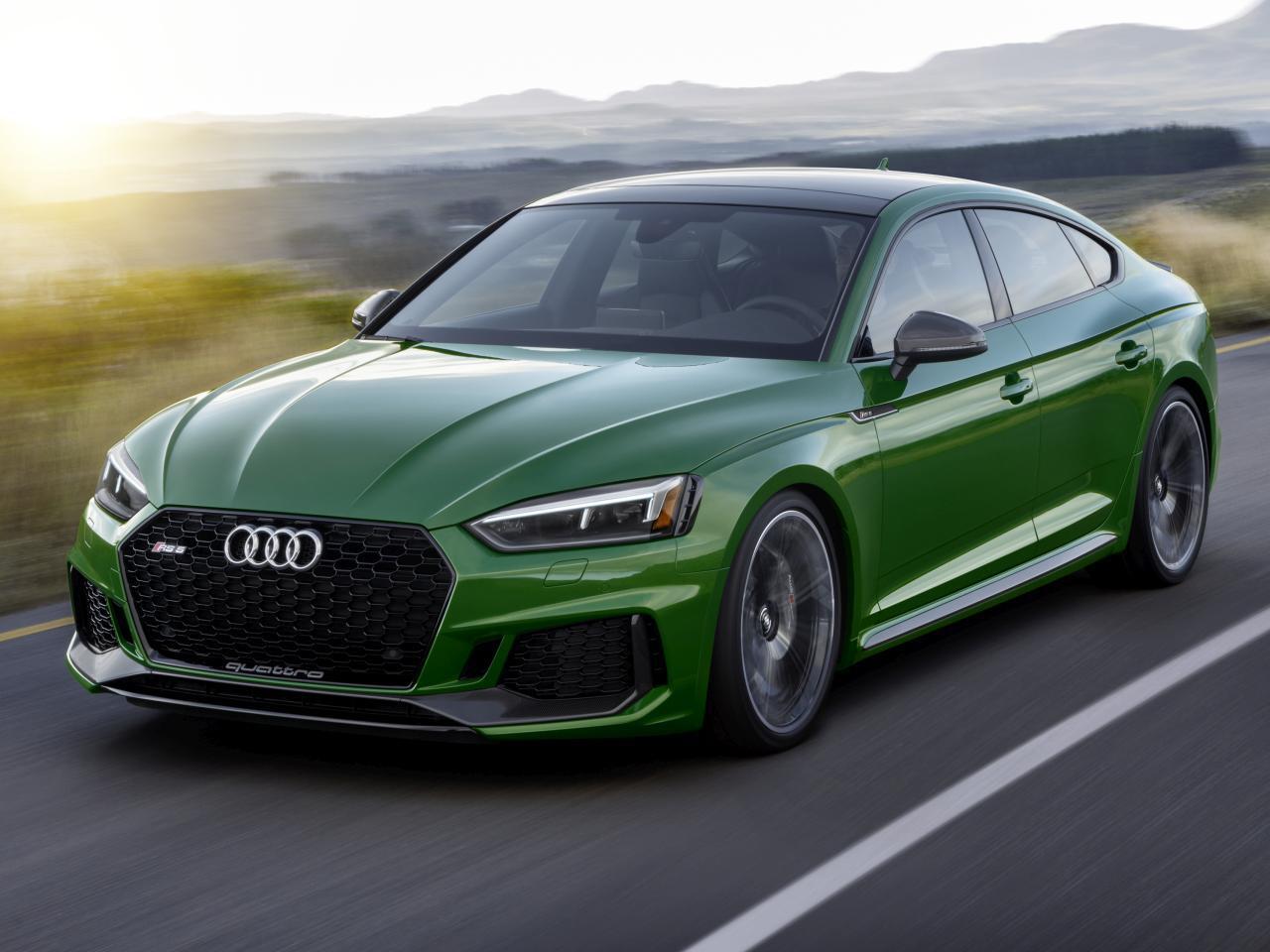 Bild zu Audi RS 5 Sportback (2018)