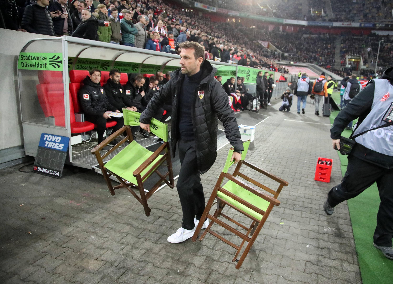 Bild zu Fußball, Bundesliga, Düsseldorf, Stuttgart, Kellerduell