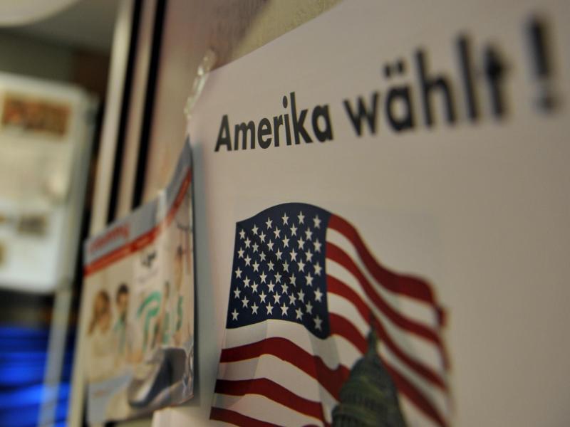 Bild zu Veranstaltung mit Blick auf die USA