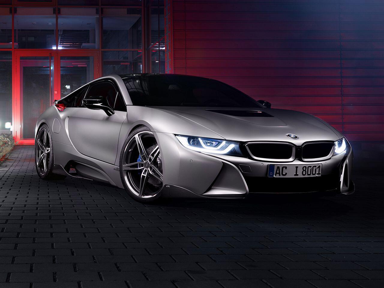 Bild zu BMW i8 von AC Schnitzer