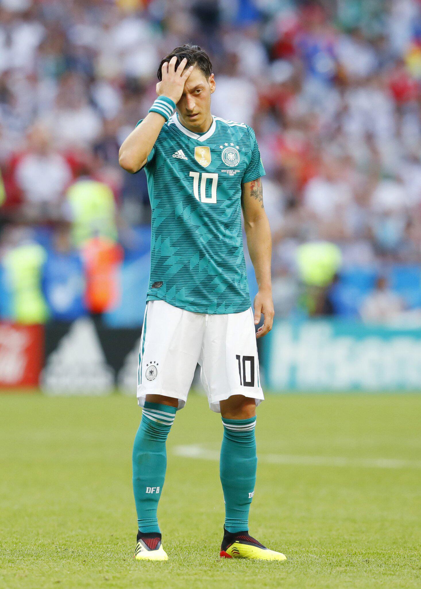 Bild zu WM 2018 - Südkorea - Deutschland