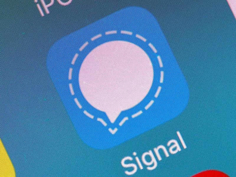 Bild zu Messenger Signal