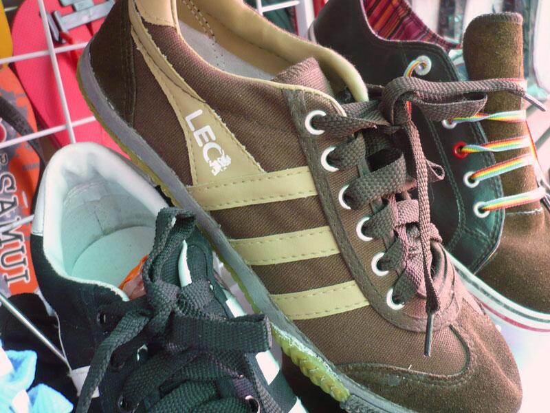Bild zu Gefälschte Adias-Sneakers