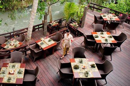 Veganes Hotel auf Bali