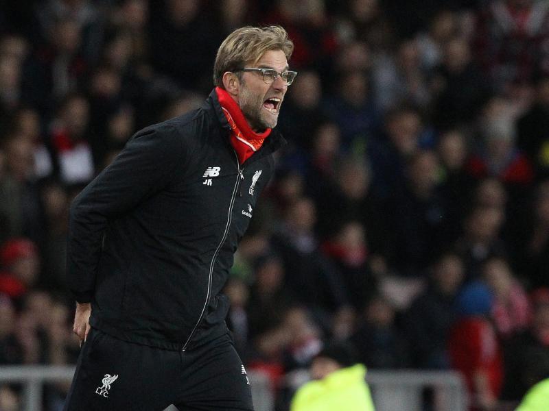 Bild zu Liverpool-Coach