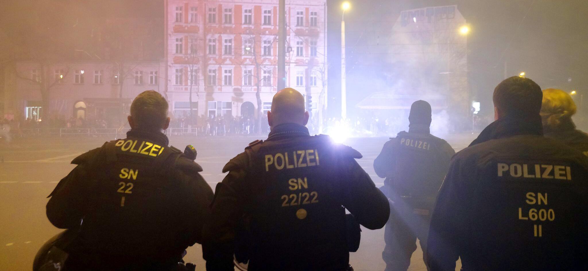 Bild zu Neujahr - Leipzig