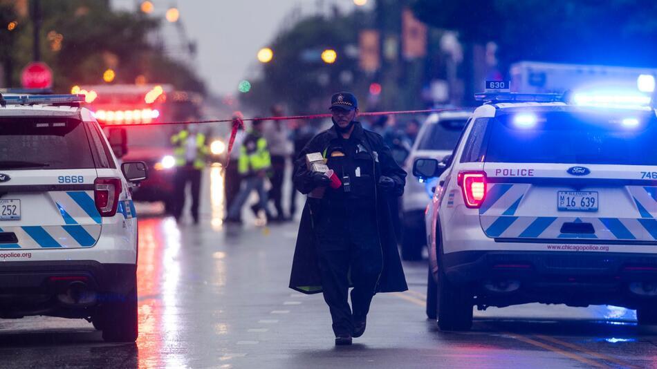Schießerei in Chicago