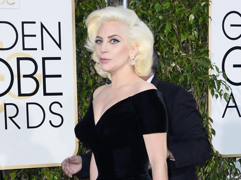 Bild zu Golden Globes - Lady Gaga