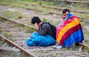 Calais, Flüchtlinge, Eurotunnel