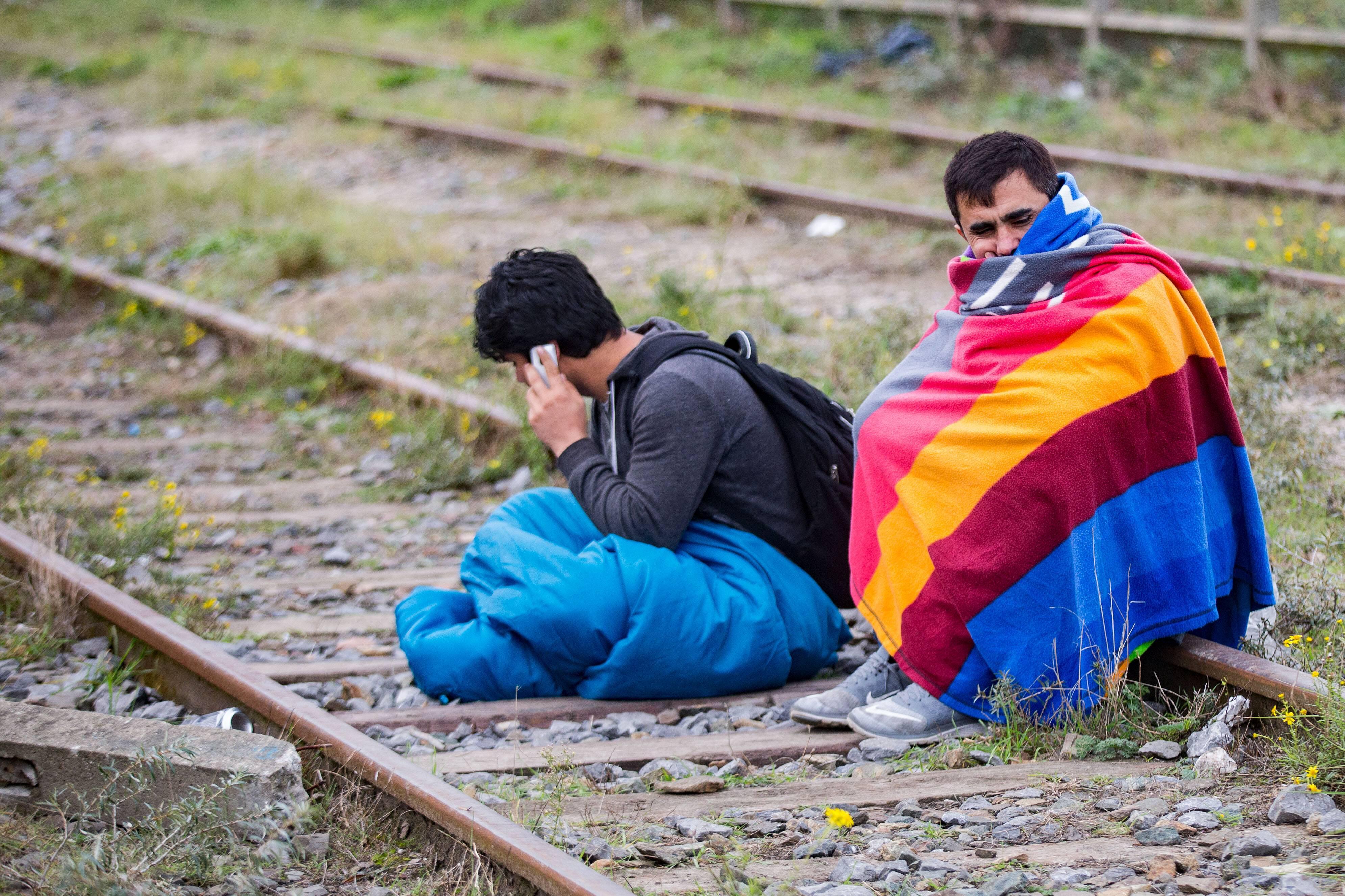 Bild zu Calais, Flüchtlinge, Eurotunnel