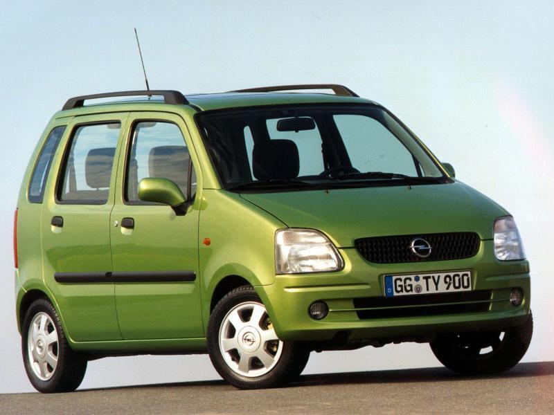 Bild zu Opel Agila