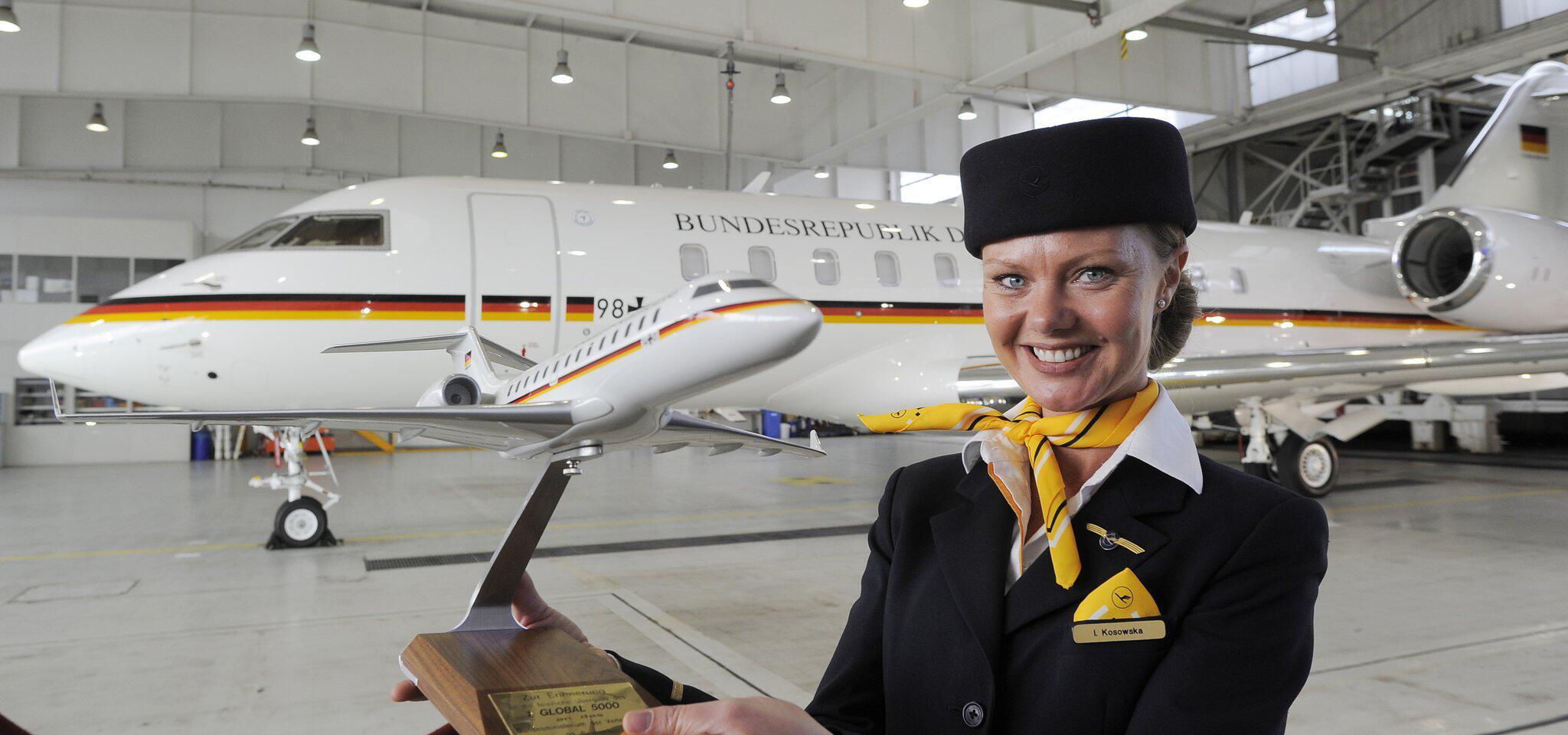 Bild zu Bombardier Global 5000