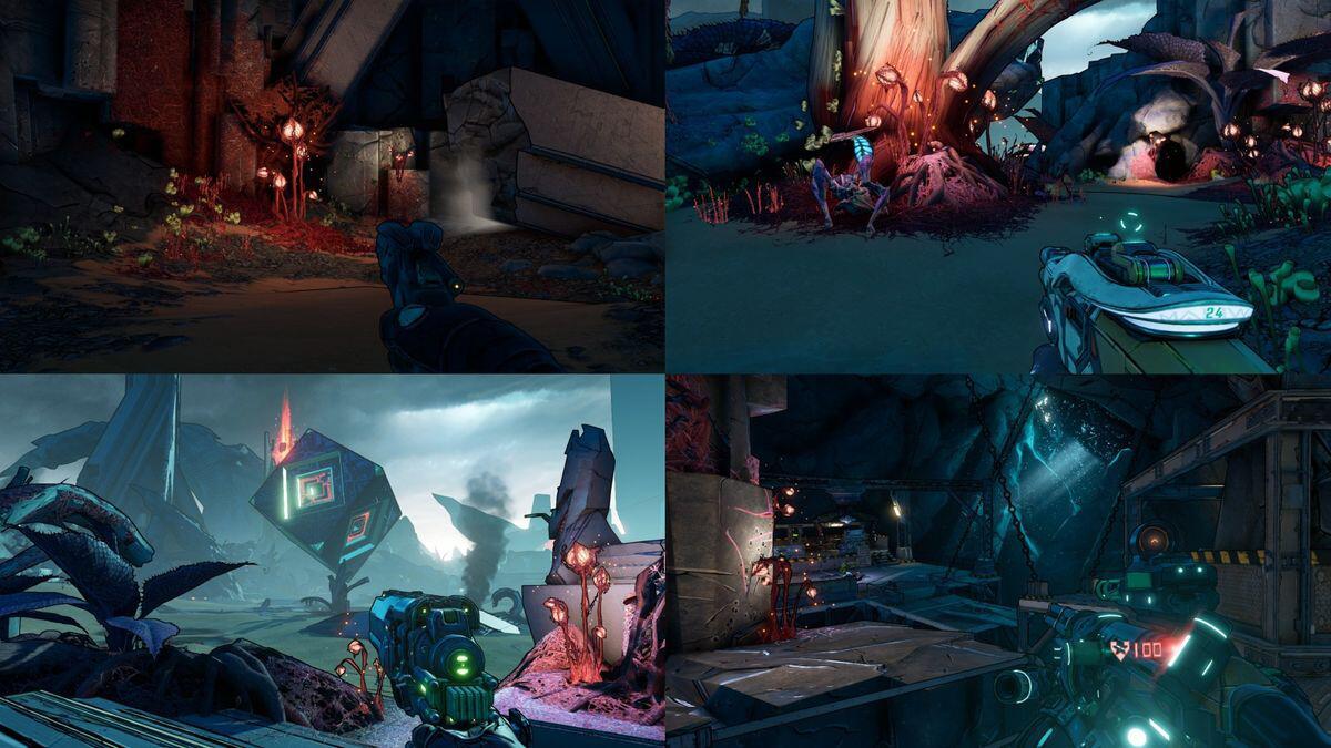 Bild zu Borderlands, Loot-Shooter, Loot, Splitscreen, Gearbox, DLC, Add-on, FL4K , PS5, Xbox Series, X, S