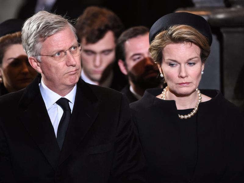 Bild zu Beerdigung in Brüssel