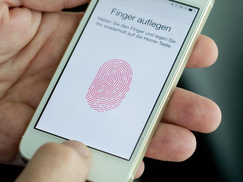 Bild zu iPhone Fingerabdruck-Sensor