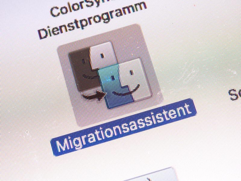 Bild zu Grafischer Migrationsassistent