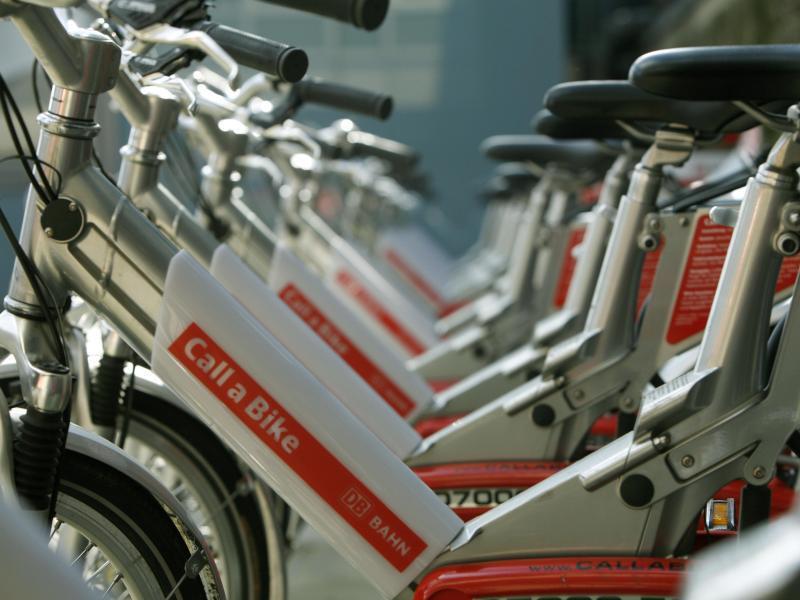 Bild zu ADAC-Test: Leihräder sind meist günstig