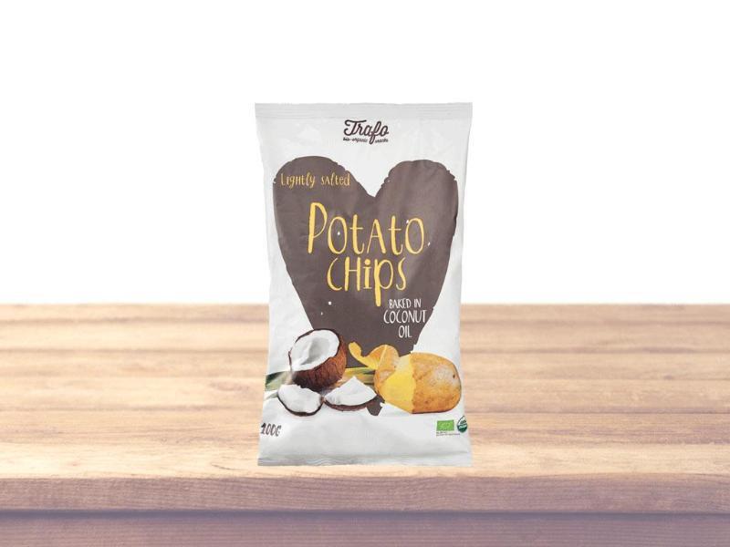 Bild zu Rückruf für Kartoffelchips