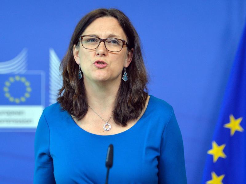 Bild zu Cecilia Malmström
