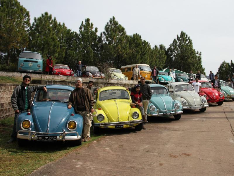 Bild zu VW-Käfer in Pakistan
