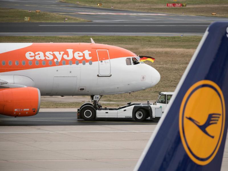 Bild zu Easyjet