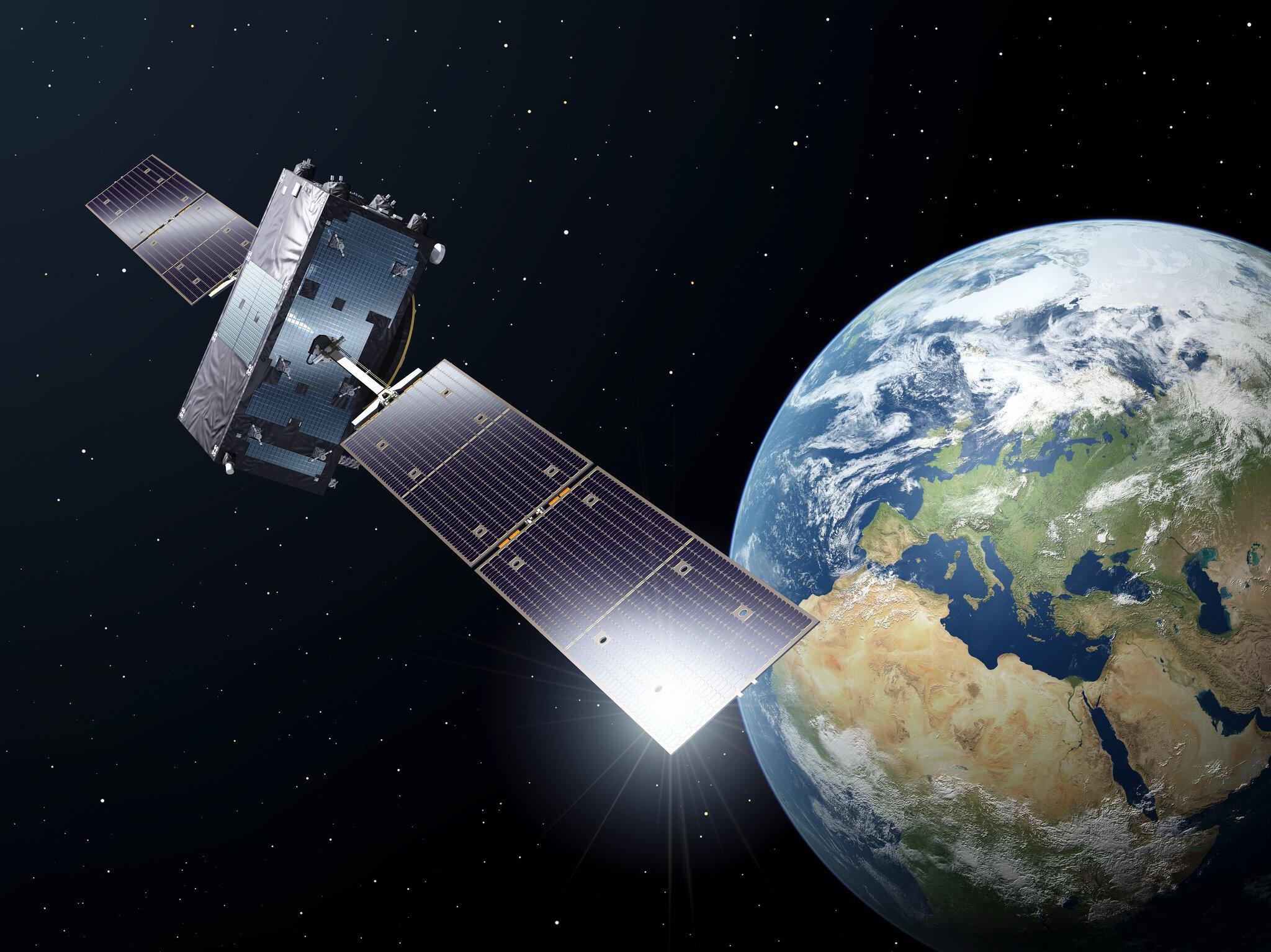 Bild zu Betreiber: Satelliten-Navigationssystem Galileo gestört