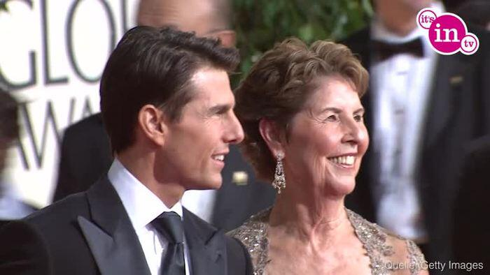 Bild zu Tom Cruise Mutter Mary Lee South