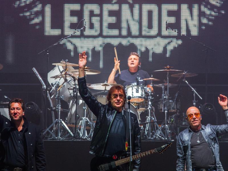Bild zu Tourauftakt - Rock Legenden