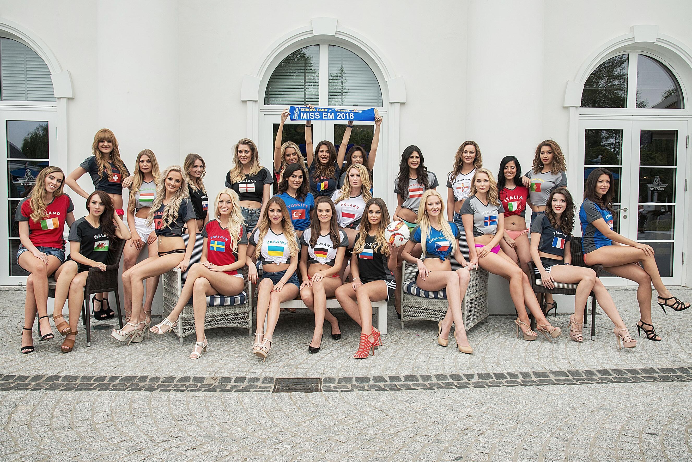 Bild zu Miss EM, Europa-Park