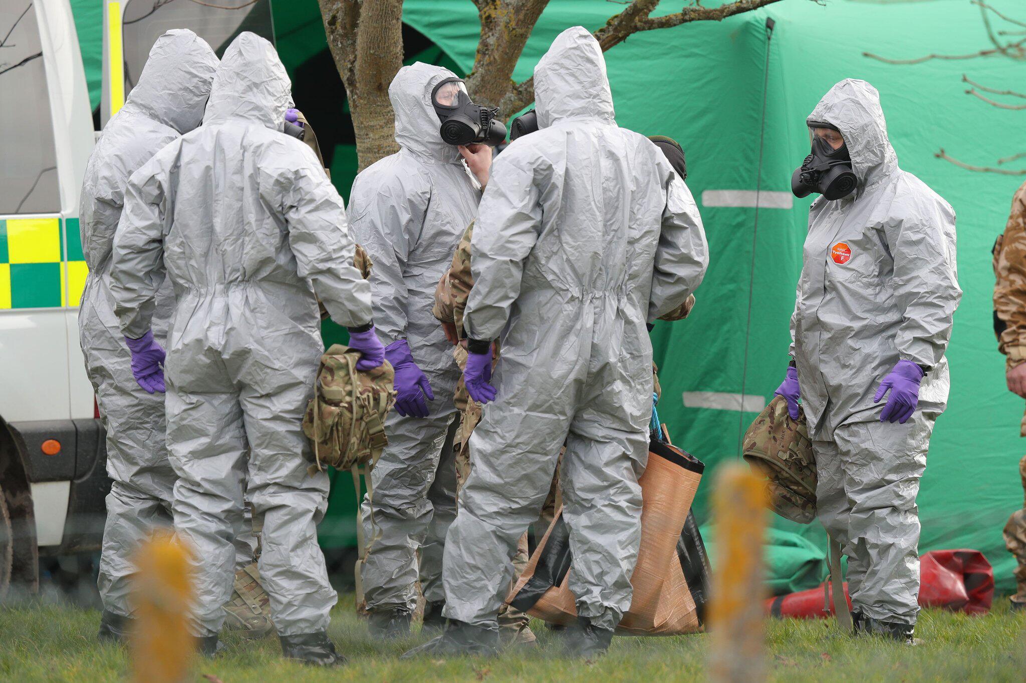 Bild zu Russischer Ex-Spion vergiftet