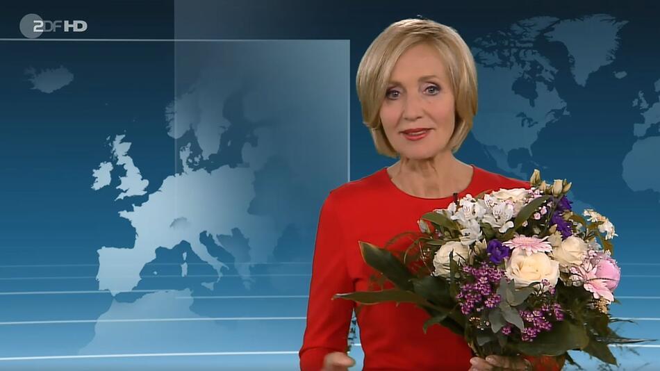 "Letzte ""heute""-Sendung mit ZDF-Moderatorin Petra Gerster"