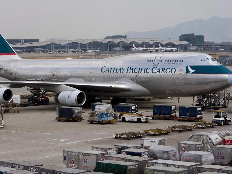 Bild zu Cathay Pacific