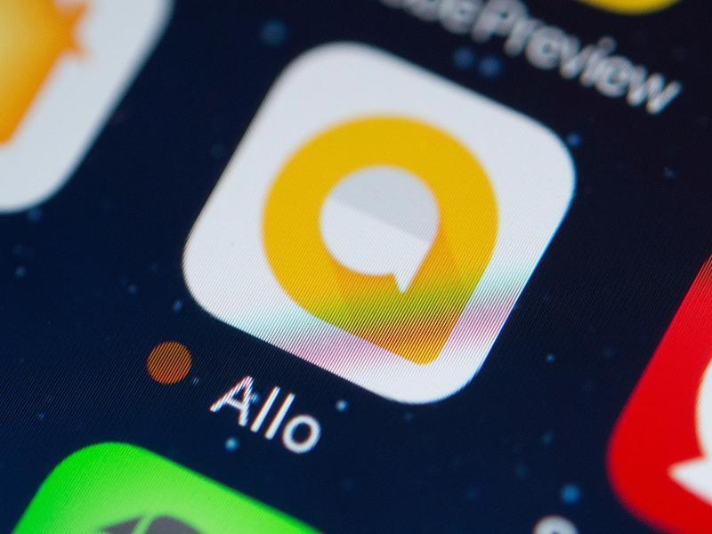 Bild zu Messaging-App Allo