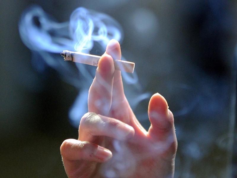 Bild zu Rauchen schadet dem Körper