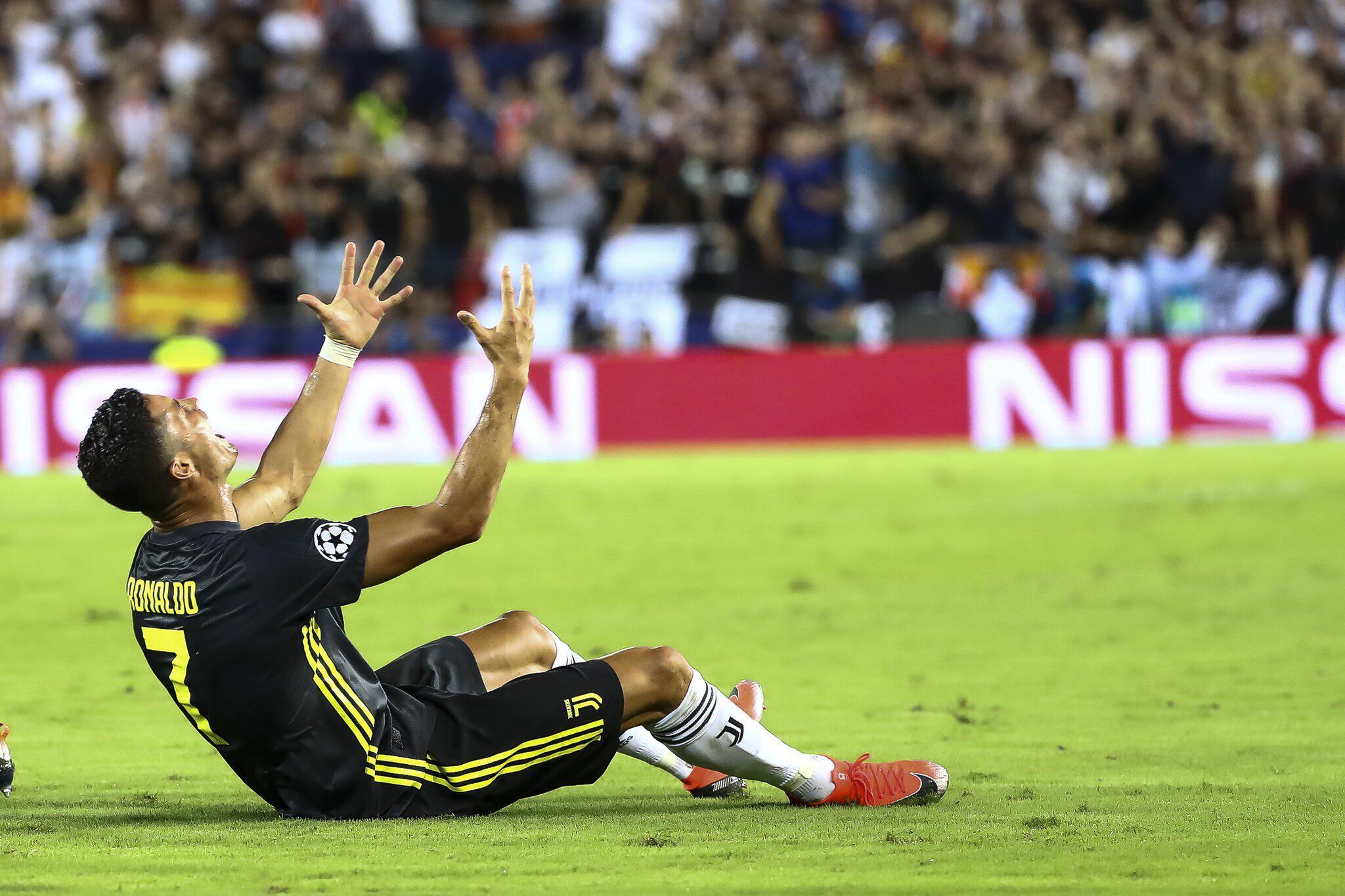 Bild zu FC Valencia - Juventus Turin
