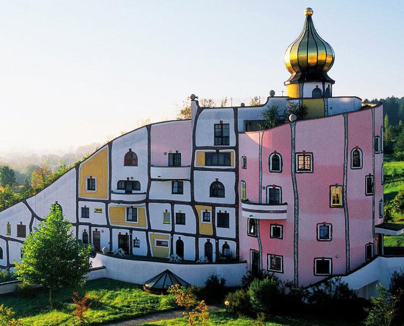 Bild zu Hotel Rogner Bad Blumau in Bad Blumau (Österreich)