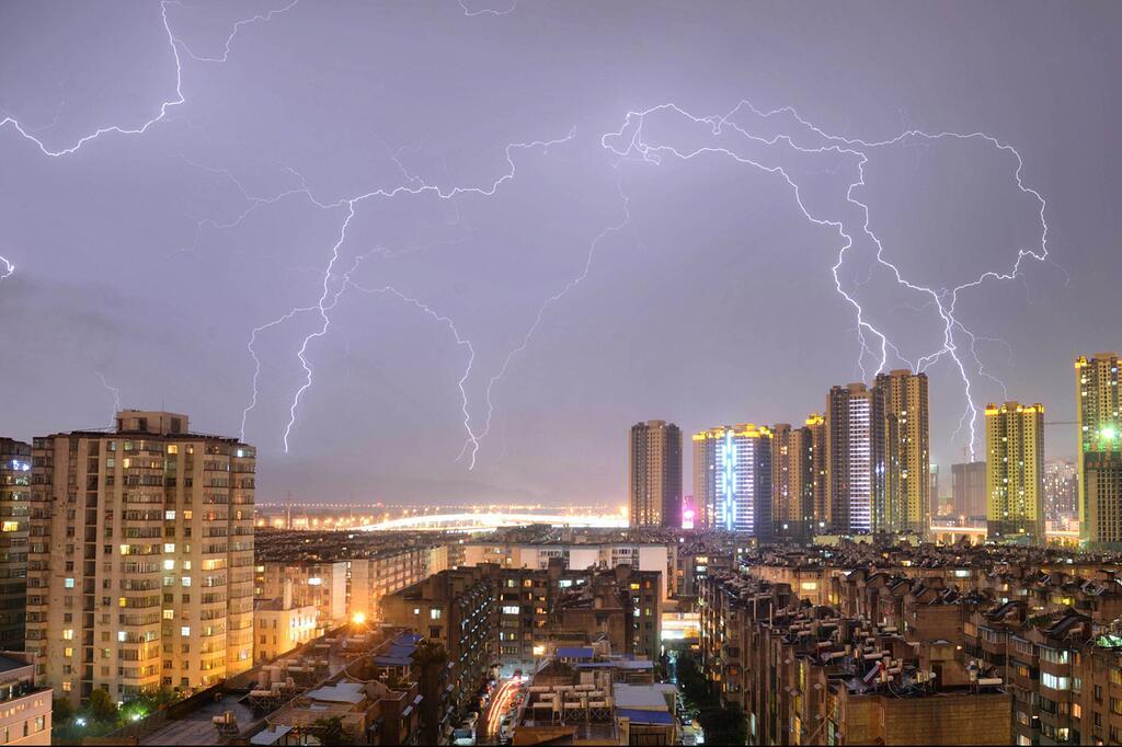 Mythos 2: Blitze schlagen nie zwei Mal an der selben Stelle ein