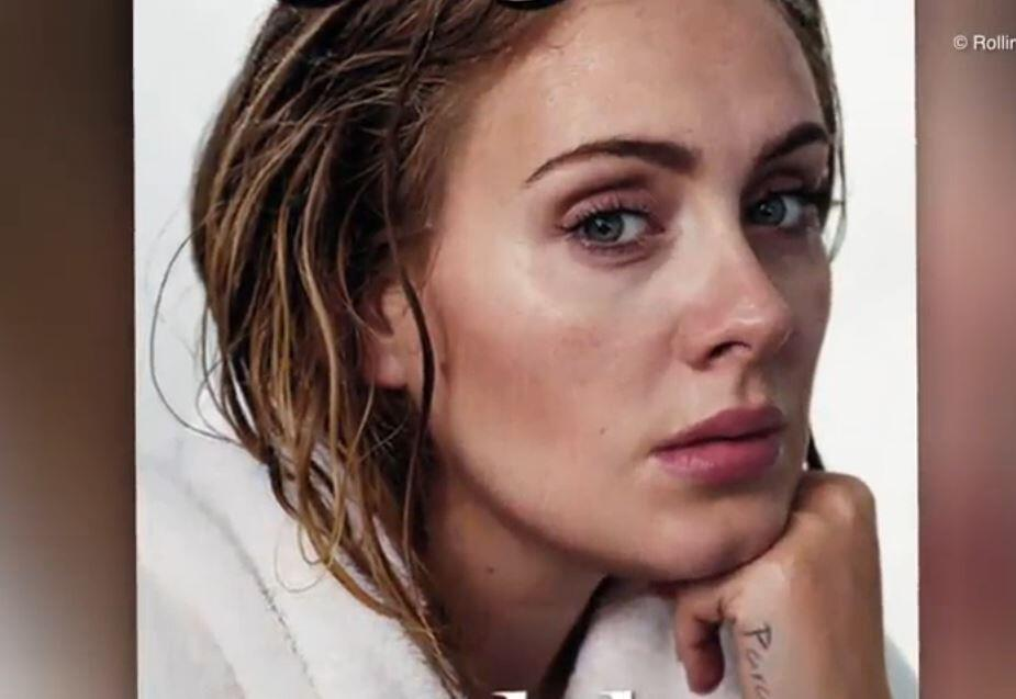 Bild zu Adele Playboy