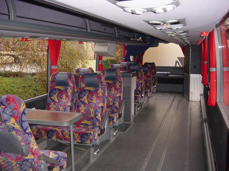 Bild zu Barrierefreier Reisebus