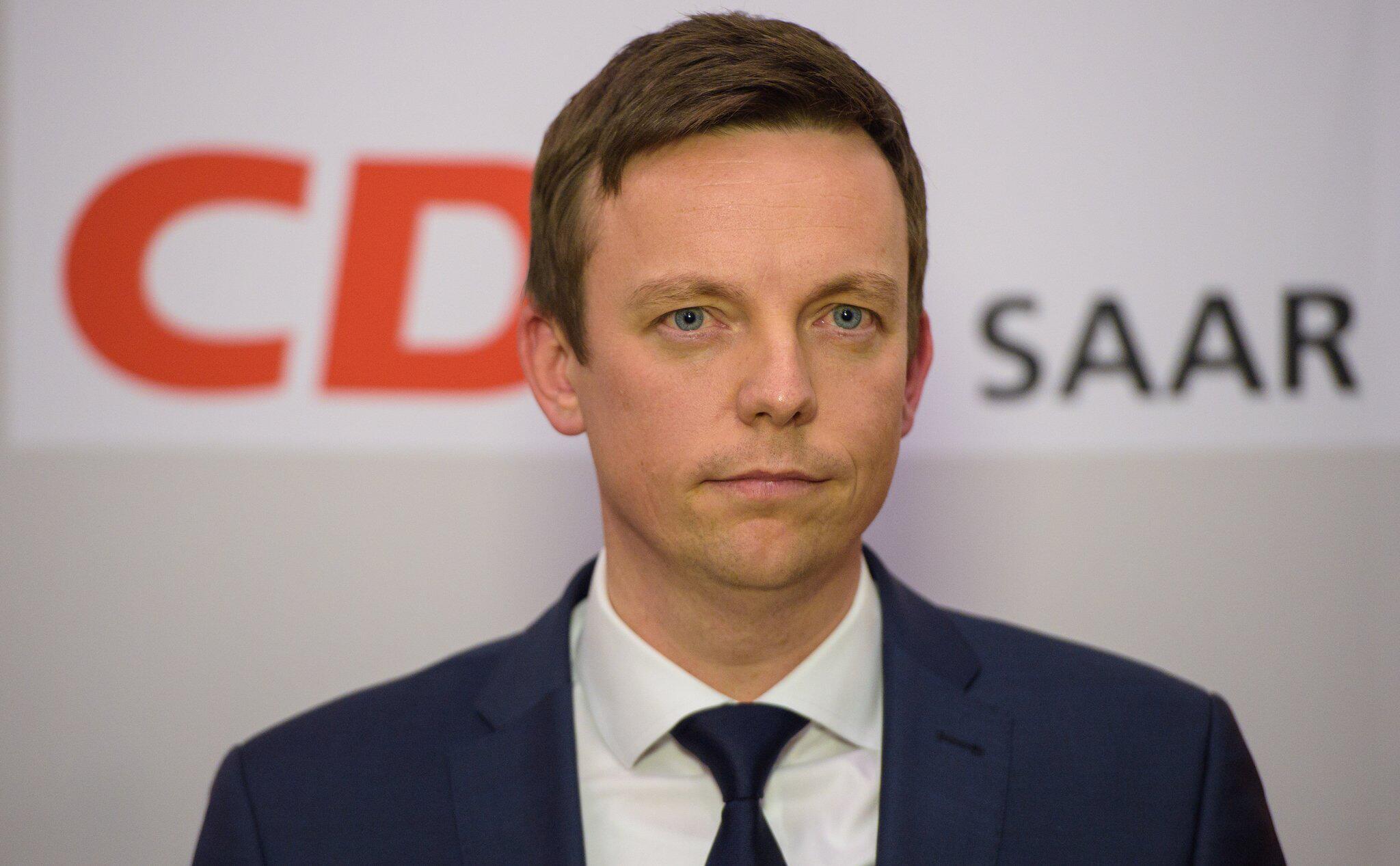 Bild zu Landtag Saarland - Tobias Hans